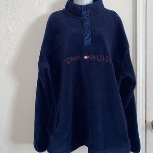 Vintage Tommy Hilfiger mock neck sweater